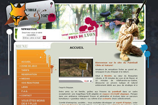 Xtreme Paintball - cible-et-nature.fr