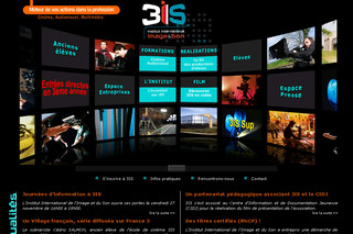 3is.fr - Ecole de cinéma 3IS