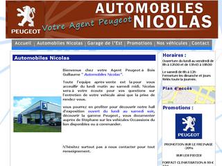 Automobile annuaire gratuit des sites en rapport avec automobile pages keroinsite page 1 - Garage peugeot bois guillaume ...