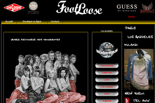 Footloose-vintage.com - Destockeur Grossiste