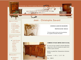 Magasin d'antiquités à Toulouse - Antiquite-toulouse.com