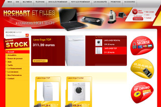 Discount-electromenager-tv.com - Destockage et prix discount TV Grandes Marques