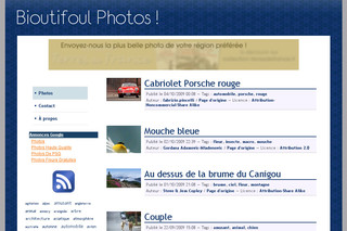 Bioutifoul-photos.net - Photo blog