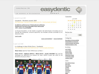 Easydenticonline.com - Blog du groupe Easydentic