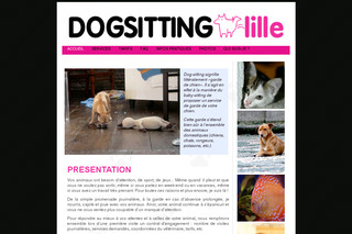 Dogsitting Lille : promenade et garde d'animaux à domicile - Dogsitting-lille.fr