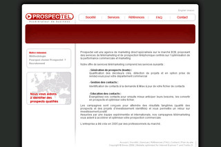 Prospectel - Agence de marketing direct