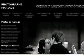 Mage-image.fr - Photographe mariage Toulouse - Reportage photo mariage