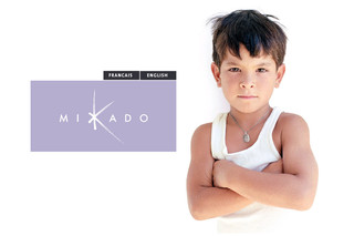 Mikado, la collection de bijoux pour enfants - Mikado-collection.com