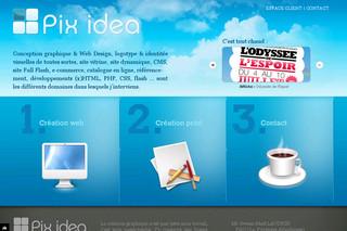 Pix graphiste webdesigner pau 64 - Graphiste pau ...
