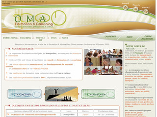 Formation Montpellier - Oma-formation.com