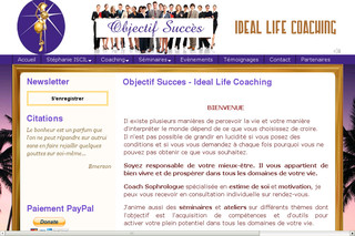 Ideal Life Coaching - Objectifsucces.com