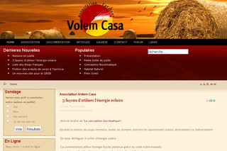 Association Volem Casa - Volemcasa.com