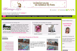 mariage le site pour organiser son mariage en france. Black Bedroom Furniture Sets. Home Design Ideas