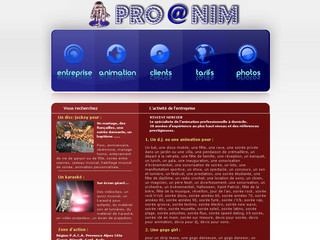 Proanim.fr - DJ Animations