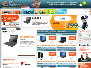Votre pc portable destocké - Laptopservice.fr