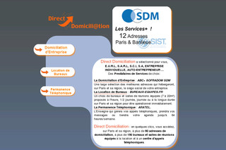 Direct-Domiciliation.fr - Domiciliation d'Entreprise