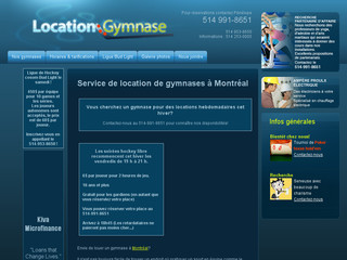 Location de Gymnase avec Locationgymnase.com