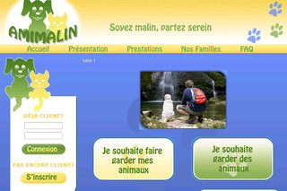 Amimalin, garde d'animaux en famille d'accueil - Amimalin.com