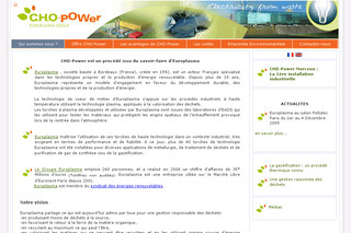 Cho-power.com - Production d'énergie renouvelable