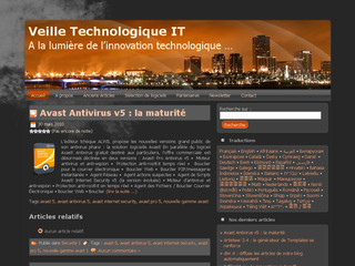 La veille technologique IT avec Veilletechno-it.info