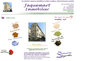 Agence immobiliere Lambesc - Laquemart-immobilier.fr