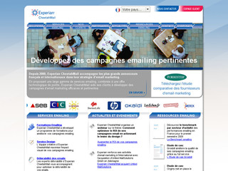 Experian CheetahMail - Expert mondial de l'email marketing