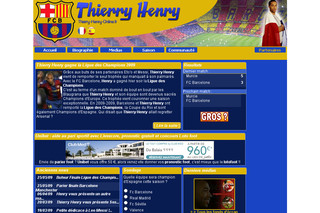 Thierry Henry sur thierry-henry-online.fr