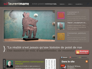 Laurent Marre artiste peintre - Laurentmarre.com