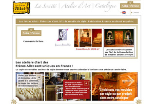 Copie de meuble ancien - Freres-allot.com