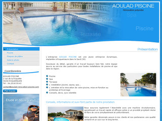 Aoulad Piscine - Aoulad-renovation-piscine.com