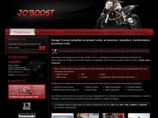 Jo 39 boost moto garage moto clermont l 39 h rault joboost for Garage ford clermont l herault