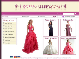 Robes Gallery mariage - Robesgallery.com