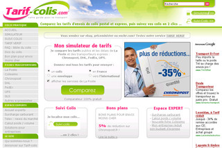 Tarif colis prix du transport express tarif - Colis express tarif ...