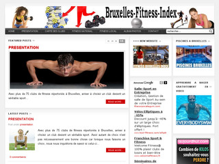 Choisir un club de fitness à Bruxelles avec Bruxelles-fitness-index.blogspot.com