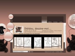Coloriages enfants - Dididou.fr
