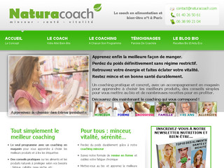 Naturacoach - Coaching minceur