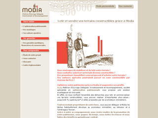 Modia.fr - Optimisation patrimoniale avec Modia