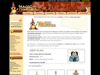 Magic Figurines : vente de figurine en ligne - Boutique.magicfigurines.com
