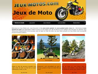 jeux de moto sur jeux. Black Bedroom Furniture Sets. Home Design Ideas