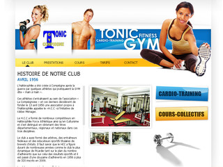 Gym à Compiègne - Tonic-gym.fr