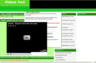 Videos-foot.com - Le meilleur site des videos foot
