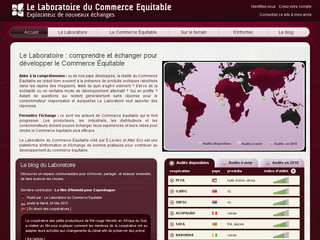 Le Laboratoire du Commerce Equitable - Laboequitable.fr