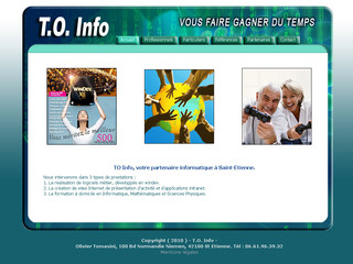 TO-Info, l'informatique à Saint Etienne - To-info.fr
