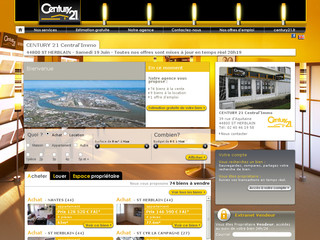 Century21 Central'immo - Century21centralimmo.com