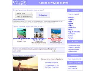 67207a89074 Agence de voyage dégriffé Horus - Horus.voyages.online.fr