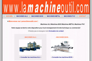 Lamachineoutil.com : Machines ALU