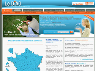Le Diag - Diagnostic immobilier
