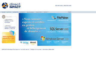 Informatique direct impact - Directimpact.ca