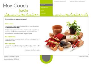 Coach Jardin mon coach jardin - conseils en aménagement de jardin - mon-coach