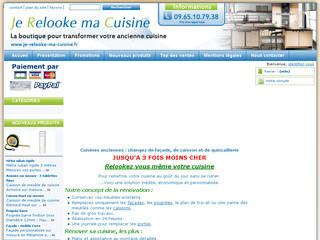 Meubles De Cuisine Renoves Avec Je Relooke Ma Cuisine Fr